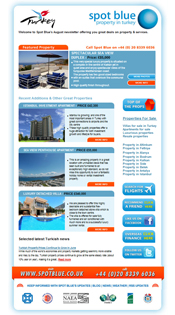 Property Investment Email Template
