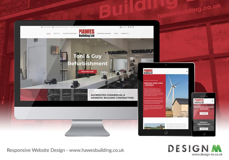 Design M | Website Design | Photography